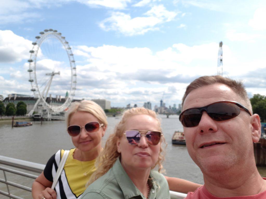 Przygoda w Londynie