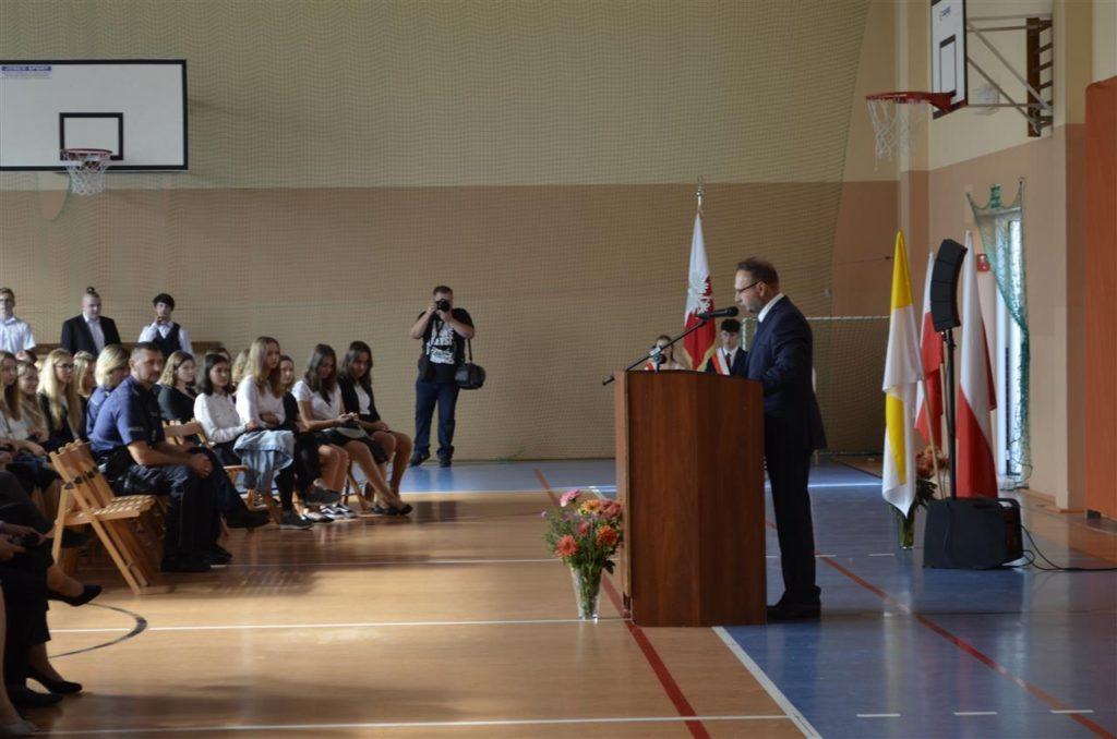 Inauguracja roku szkolnego w ZSE
