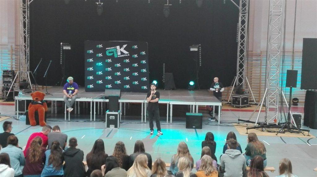 Projekt Kostka 2019